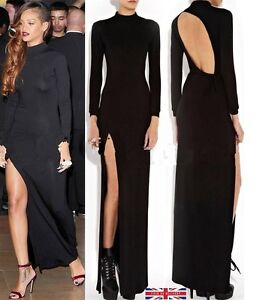 Celebrity (Rihanna)Evening Dress Women Backless Party Cocktail Dress