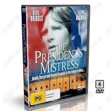 The President's Mistress : Larry Hagman, Beau Bridges : New DVD