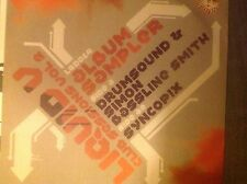 "Drumsound & Bassline Smith-Superfly/Syncopix-Jonie's Theme 12"" Vinyl Liquid V"