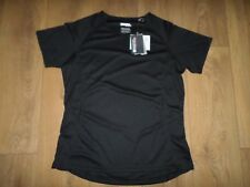 MOUNTAIN WAREHOUSE ISOCOOL BREATHABLE QUICK DRYING BLACK TOP SIZE 16 BNWT £16