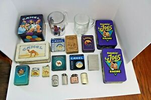 camel cigarette collectibles Lot Of 19