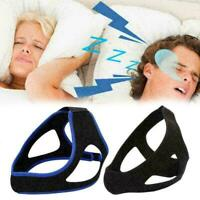 Anti Snoring Chin Strap Jaw Protective Stop Tape Snore Stop Belt A1Y9 T1N0 O2Y6
