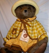 "Boyds Bear - Plush ""Laura Lee Pearsley"""