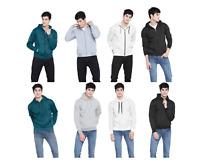 Men Women Winter Hoodies Full sleeve Sweatshirt Cotton Fleece Pullover Jackets
