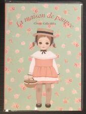 Green Doll Girl schedule diary - Kawaii Korean stationery agenda plan organizer