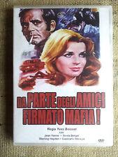 Da parte degli amici firmato Mafia con Senta Berger -  FILM DVD  NUOVO SIGILLATO