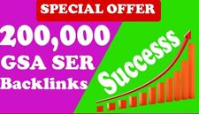 I Will Build 200,000 Backlinks To Your Youtube Video For Seo Ranking