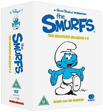 The Smurfs: Complete Seasons 1- 5 - DVD NEW & SEALED (19 Discs) (series)