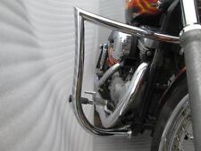 ENGINE GUARD HIGHWAY CRASH BAR HARLEY SOFTAIL FAT BOY HERITAGE PAUL YAFFE STYLE