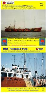 Pirate Radio Northsea International RNI Volumes 1 & 2