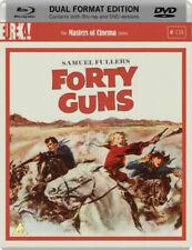 Forty Guns 1957 Masters of Cinema Dual Format Blu-ray DVD