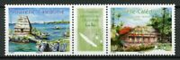 New Caledonia Architecture Stamps 2019 MNH Architectural Heritage 2v Set