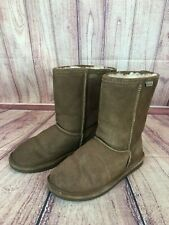 Bearpaw Boots Womens Size 7 Emma Short Lined boots e8b