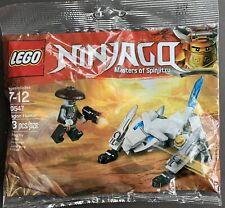 Lego Ninjago 30547 Dragon Hunter Polybag New Unopened  Free Post