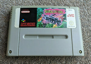 GHOUL PATROL Super Nintendo Original Cart Only SNES PAL UK