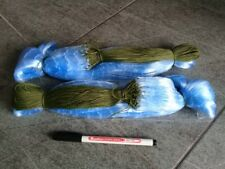 GILL NETS  (2 nets)  100 metres 4cm mesh size  2.5 ft depth FREE POST ........
