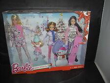 Barbie Sisters Winter Fun