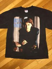 1995 Bryan White Someone Else's Star Country Music Tour Shirt Mens Large 90s