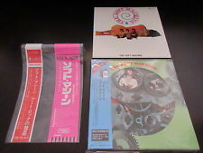 Soft Machine Japan Mini LP CD w OBI + Replica Sleeve + DBL Promo OBI Ayers Wyatt