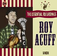 Roy Acuff - Essential Recordings [New CD] UK - Import
