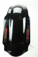 "fiberglass 4"" stretched cover fender W LIGHT touring models 97-08 ROAD KING"