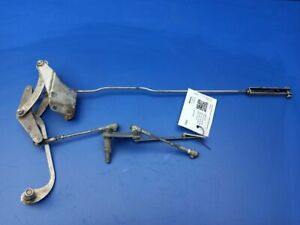 Rolls-Royce Silver Spirit 1988 Throttle body regulator lever mechanism PUM13452