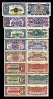 2x  3 Pence - 5 Pounds - Ausgabe ND 1948 2nd Series - 17 - Reproduktion