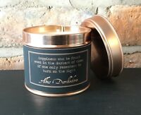Harry Potter Albus Dumbledore quote inspired scented candle gift