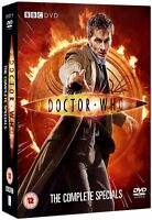 Doctor Who - Completo Specials The Next 5 Set de Discos Dr Deleted Scenes