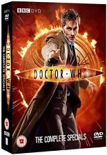 Doctor Who - Complete Specials The Next Doctor  5 disc set extras deleted scenes