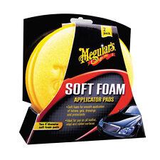 Meguiars Soft Foam Applicator Pads Auftragsschwämme