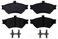 Disc Brake Pad Set-Semi Metallic Disc Brake Pad Front ACDelco Advantage 14D659MH