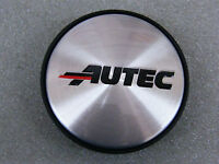 Original AUTEC Nabenkappe silber Alu gebürstet 3640 55 / 60 mm Ersatz 3104 N08-1