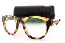 68e4460e48e Brand New ic!berlin Eyeglass Frames Nameless 16 asia Ghetto Havana Rough