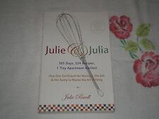 JULIE & JULIA by JULIE POWELL    -ARC-  +JA+