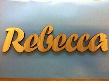 Personalised wooden Door Plaque Names, Sign, gift, wedding, birthday