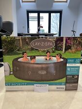 BRAND NEW Lay Z Spa St Moritz 5-7 Person Hot Tub✅✅FREE NEXT DAY DELIVERY.
