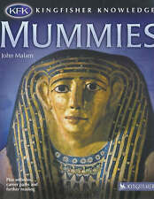 Mummies (Kingfisher Knowledge), Malam, John, New Book