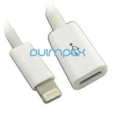 F09 Ladekabel Adapter Verlängerungskabel Lightning iPhone 5 iPad 4 und iPad mini