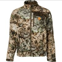 NOMAD Mid Season Hunting Jacket Mossy Oak Terra Camo - Men's Medium