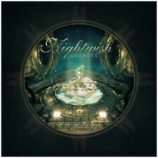 Nightwish - Decades - New Ltd 3 x Black Vinyl LP Box Set - Pre Order - 9th March