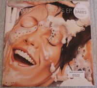 "Pulp ‎– The Sisters E.P. Island Records UK ‎– IS 595/858 702-7 Vinyl 7"" 1994"