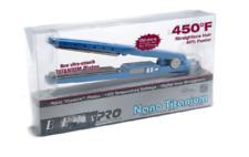 BaByliss PRO 1 1/4 Inch Nano Titanium 450f Straightening Iron - Blue