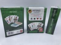1 Mini Romme Patience Solitaire Kartenspiel, Spielkarten Spiele von Frobis(93)
