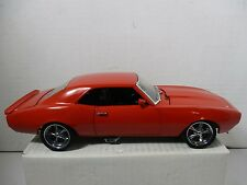 1/18 GMP ORANGE / RED 1968 CAMARO STREET FIGHTER