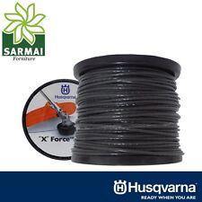 Filo bobina HUSQVARNA tondo 3,3 mm 75M alta resistenza per decespugliatore
