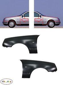 Mercedes-Benz W210 1995 - 1999 Neuf Avant Ailes Paire Gauche+Droit