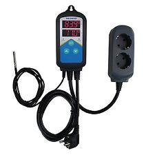 Inkbird ITC-306 Temperaturregler Nur für Heizung 230V AC 2 Bereiche EU Stecker