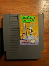 The Bugs Bunny Birthday Blowout Nintendo NES Authentic Game Cartridge Only