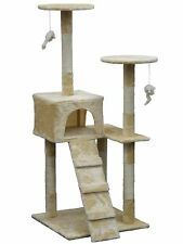 Homessity Cat Tree House Condo Bed Scratching Post Furniture HC-009